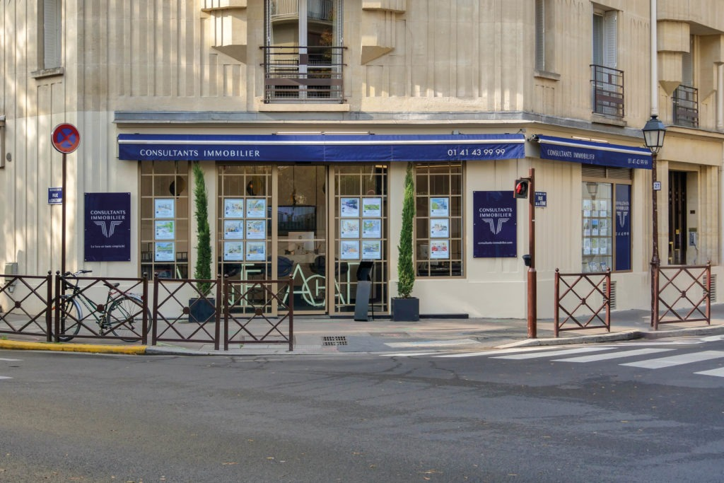 terrasses à neuilly-sur-Seine