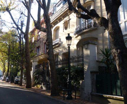 Paris 16 - Prix Immobilier Paris 16 - Jardins d'éden à Auteuil